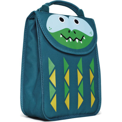 Built Hydration Lunch Bag Alien Alligator