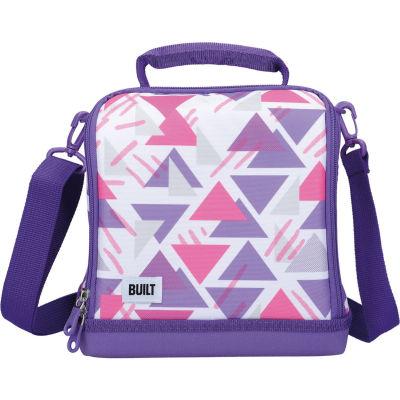 Built Hydration Lunch Bag Large 8L Active Purple