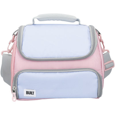 Built Hydration Lunch Bag Small 6L Active Pink Ombre