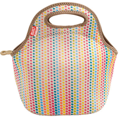 Built Hydration Lunch Tote Gourmet Getaway Candy Dot