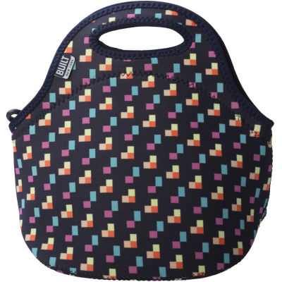 Built Hydration Lunch Tote Gourmet Getaway Pixel Confetti