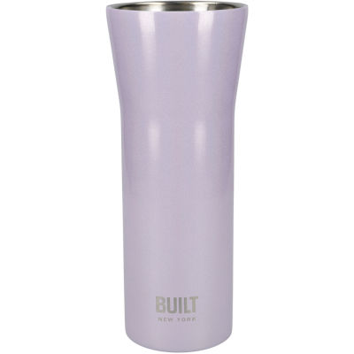 Built Hydration Pureflow Sip Insulated Tumbler 0.47L Lilac Iridescent