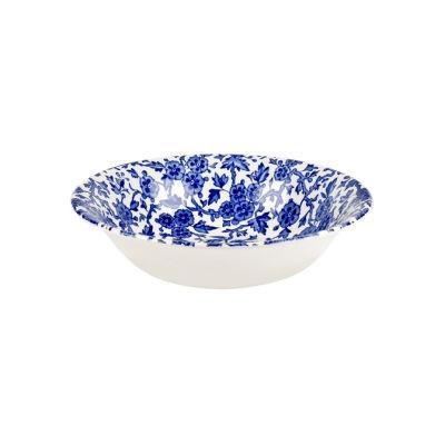 Burleigh Blue Arden Soup Bowl 20cm