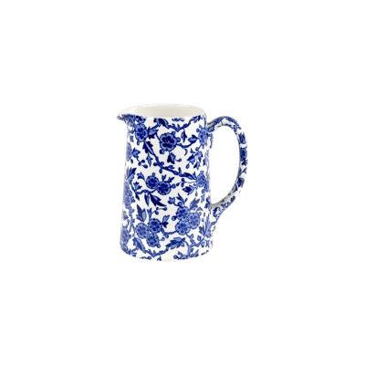 Burleigh Blue Arden Tankard Jug Medium