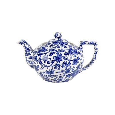 Burleigh Blue Arden Teapot Large