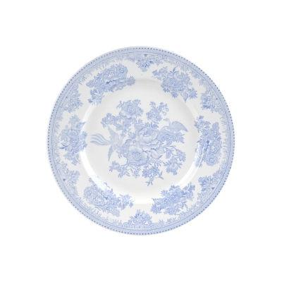 Burleigh Blue Asiatic Pheasants  Dinner Plate 26.5cm