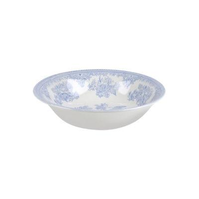 Burleigh Blue Asiatic Pheasants  Soup Bowl 20cm