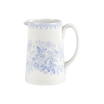 Burleigh Blue Asiatic Pheasants  Tankard Jug Mini