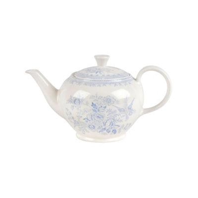 Burleigh Blue Asiatic Pheasants  Teapot Small
