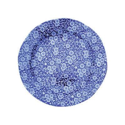 Burleigh Blue Calico Dinner Plate 26.5cm