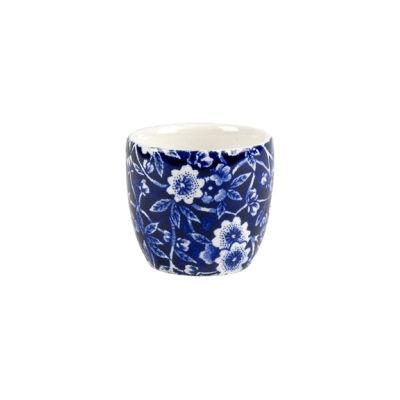 Burleigh Blue Calico Egg Cup