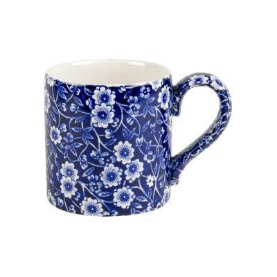 Burleigh Blue Calico Mug 0.37L