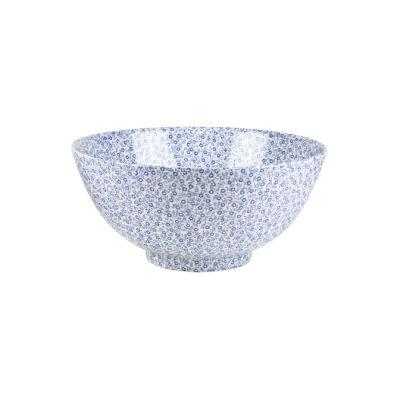 Burleigh Blue Felicity  Chinese Bowl Medium