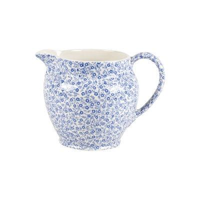 Burleigh Blue Felicity  Dutch Jug Small
