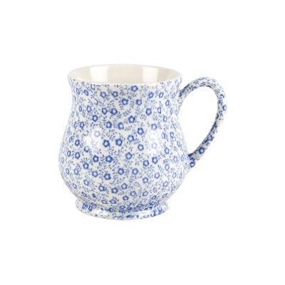 Burleigh Blue Felicity  Sandringham Mug 0.3L