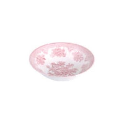 Burleigh Pink Asiatic Pheasants  Cereal Bowl 16cm