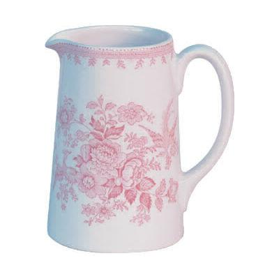 Burleigh Pink Asiatic Pheasants  Tankard Jug Mini