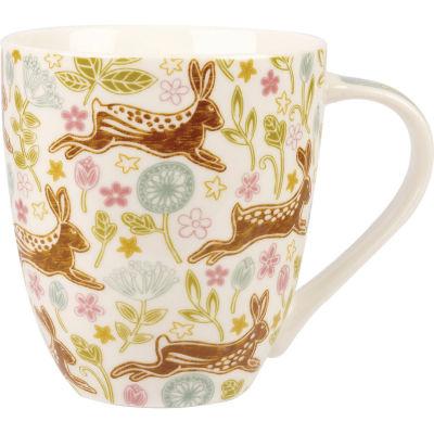 Caravan Trail Caravan Trail Mugs Mug Large The Forest Hares