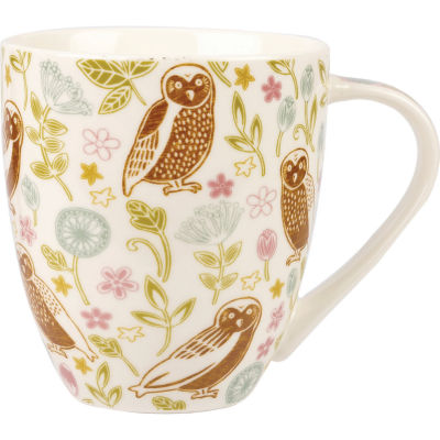 Caravan Trail Caravan Trail Mugs Mug Large The Forest Owls