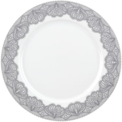Catherine Lansfield Dinner Plate 27cm Glamour Lace