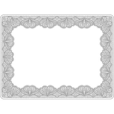 Catherine Lansfield Placemat Set of 4 Glamour Lace