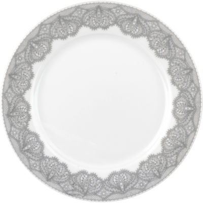 Catherine Lansfield Side Plate 19cm Glamour Lace