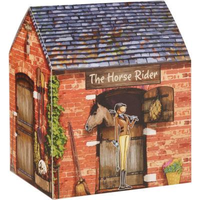Churchill At Your Leisure Mug Horse Rider