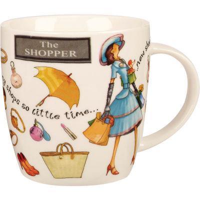 Churchill At Your Leisure Mug The Shopper