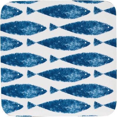 Churchill Aura Coaster Set of 6 Fishie