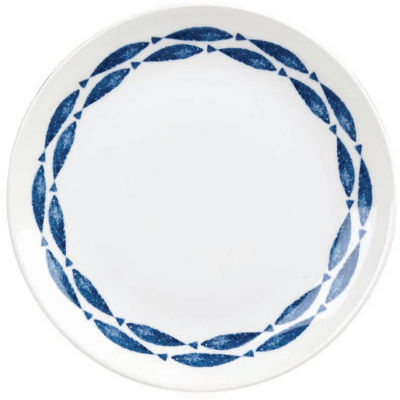 Churchill Aura Dinner Plate 26cm Fishie Border