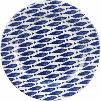 Churchill Aura Round Platter 30cm Fishie