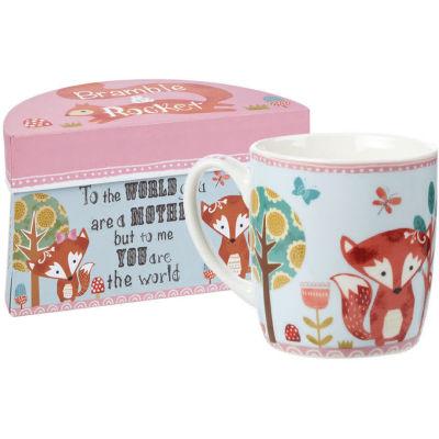 Churchill Bramble & Rocket Collection Bramble & Rocket Giftboxed Mug Mother