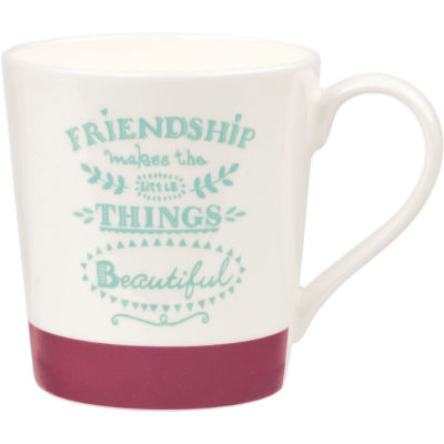 Churchill Chasing Rainbows Collection Chasing Rainbows Mug Friendship