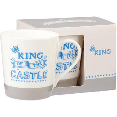 Churchill Chasing Rainbows Collection Chasing Rainbows Mug King Of The Castle