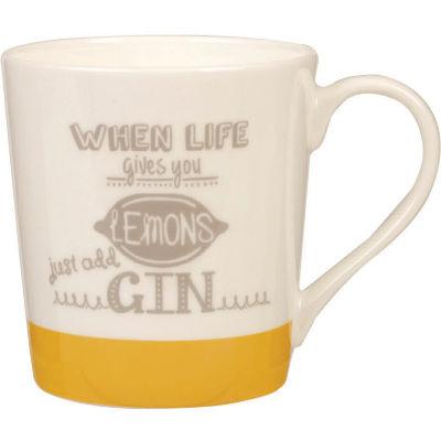 Churchill Chasing Rainbows Collection Chasing Rainbows Mug Lemons