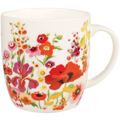 Collier Campbell Mug Tub Secret Garden