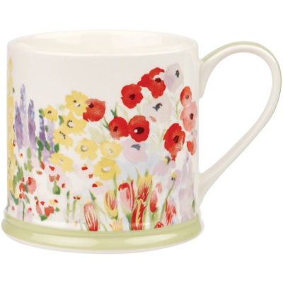 Collier Campbell Tankard Mug Painted Garden