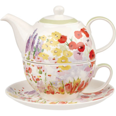 Collier Campbell Tea For One Painted Garden