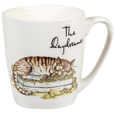 Churchill Country Pursuits Mug Acorn The Daydreamer Cat