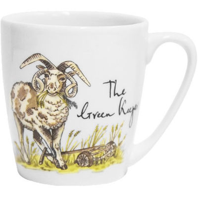 Churchill Country Pursuits Mug Acorn The Green Keeper Ram