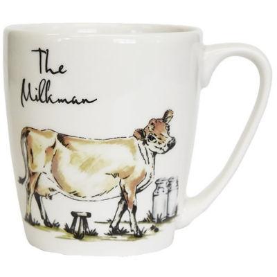 Churchill Country Pursuits Mug Acorn The Milkman Cow