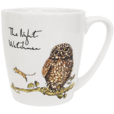 Churchill Country Pursuits Mug Acorn The Night Watchman Owl
