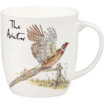 Churchill Country Pursuits Mug The Aviator Pheasant