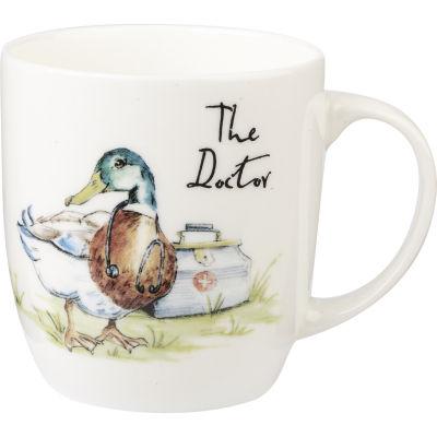 Churchill Country Pursuits Mug The Doctor Mallard Duck