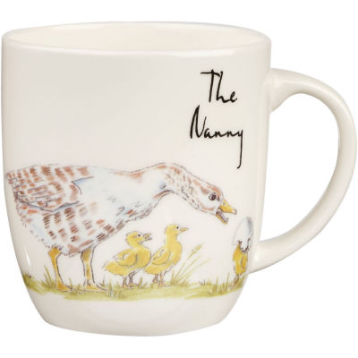 Churchill Country Pursuits Mug The Nanny Duck