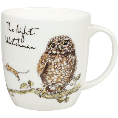 Churchill Country Pursuits Mug The Night Watchman Owl