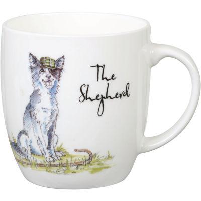 Churchill Country Pursuits Mug The Shepherd Dog