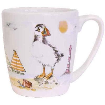 Churchill Queens Mugs Mug Acorn Along The Coast Sea Birds