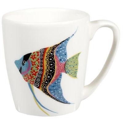 Churchill Queens Mugs Mug Acorn Paradise Fish Angel Fish