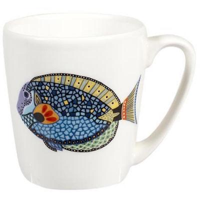 Churchill Queens Mugs Mug Acorn Paradise Fish Blue Tang